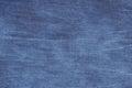 Dark blue jeans denim texture Royalty Free Stock Photo