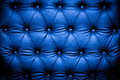 Dark blue leather texture background Royalty Free Stock Photo
