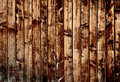 Dark brown planks Royalty Free Stock Images
