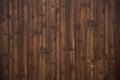 Oscuro marrón madera tablón textura