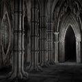 Dark cathedral