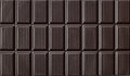 Dark Chocolate tablet pattern texture wallpaper Royalty Free Stock Photos