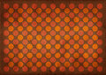 Dark circles retro pattern background Royalty Free Stock Photo
