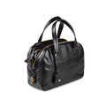 Dark female bag-5 Stock Photos