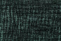 Black and gray fluffy background of soft, fleecy cloth. Texture of plush furry textile, closeup.