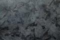 Dark grey matrix stone texture granite Royalty Free Stock Photo