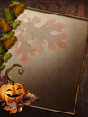 Dark Halloween background Stock Images