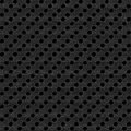 Dark texture with perforation grunge Stock Images