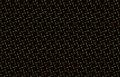 Dark texture of rhombus or seamless squares background, red maroon green blue grey black toned pattern Royalty Free Stock Photo