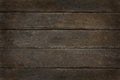 Dark vintage wood vignette background Royalty Free Stock Photo
