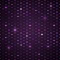 Dark Violet Shiny Pattern