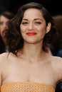 The darkness marion cotillard arriving for european premiere of dark knight rises at odeon leicester square london picture by Stock Photography
