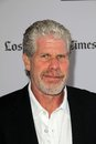 The darkness ron perlman at don t be afraid of dark los angeles premiere regal cinemas los angeles ca Stock Photos