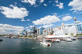 Darling Harbour in Sydney, Australia. Stock Photography