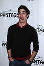 Darren criss at the avenue q los angeles return pantages hollywood ca Stock Photography