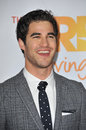 Darren criss los angeles ca december glee star at the th anniversary trevorlive gala to benefit the trevor project at the Stock Photos