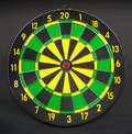 Dart Board Royalty Free Stock Image