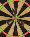 Dart Board Royalty Free Stock Images