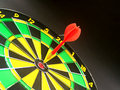 Dart Board 3 Royalty Free Stock Image