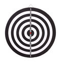Dart board isolated Stock Image