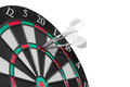 Dart Triple Twenty Royalty Free Stock Photo