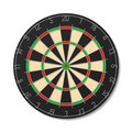 Dartboard Royalty Free Stock Photo