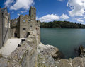 Dartmouth castle Royalty Free Stock Photo