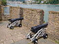 Dartmouth Castle Devon England Royalty Free Stock Photo