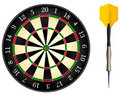 Darts Board Stock Images