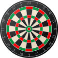 Darts board Royalty Free Stock Photo