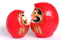 Daruma Doll Royalty Free Stock Photo
