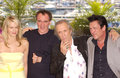 Daryl Hannah,David Carradine,Michael Madsen,Quentin Tarantino Royalty Free Stock Images