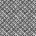 Dashed lines arranged diagonally in regular order