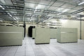 Data Center Stock Image