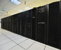 Data center computers Royalty Free Stock Photo