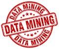Data mining red stamp