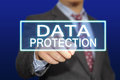 Data Protection Royalty Free Stock Photo