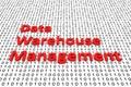 Data warehouse management Royalty Free Stock Photo