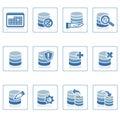 Databáze řízení ikona
