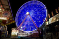 Date Festival Ferris Wheel Royalty Free Stock Images