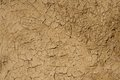 Daub made of mud and cow dung Royalty Free Stock Photo