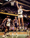 Dave cowens boston celtics Στοκ Εικόνες