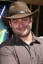 Dave filoni star wars the clone wars premiere los angeles ca egyptian theater august Royalty Free Stock Photo