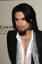 Dave navarro rock star at the th annual race to erase ms gala themed rock royalty to erase ms at the century plaza hotel april Royalty Free Stock Photos