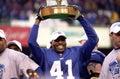 Dave Thomas, New York Giants Royalty Free Stock Photo