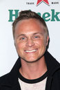 David anders at the oxfam party at esquire house la private location beverly hills ca Stock Photo
