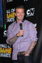 David Beckham Fotos de Stock Royalty Free