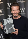 David Beckham Stock Photo