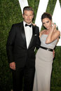 David Beckham, Victoria Beckham, Vanity Fair Royalty Free Stock Photo