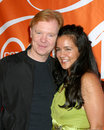 David caruso liza marquez csi miami s th show party los angeles ca september Stock Image
